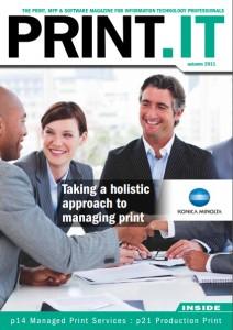 Print IT Magazine – Issue 07 – Free Download