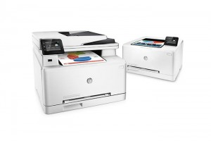 New HP printers