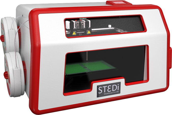 ST3Di is challenging pupils in local secondary schools to submit their 3D designs