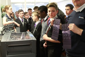 Balreed has already hosted a group of GCSE students from the Cornwallis Academy