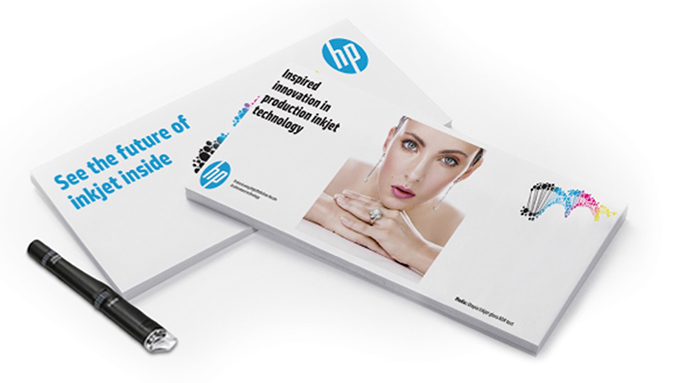 High Definition Nozzle Architecture technology will be incorporated into all HP Inkjet Web Press platforms