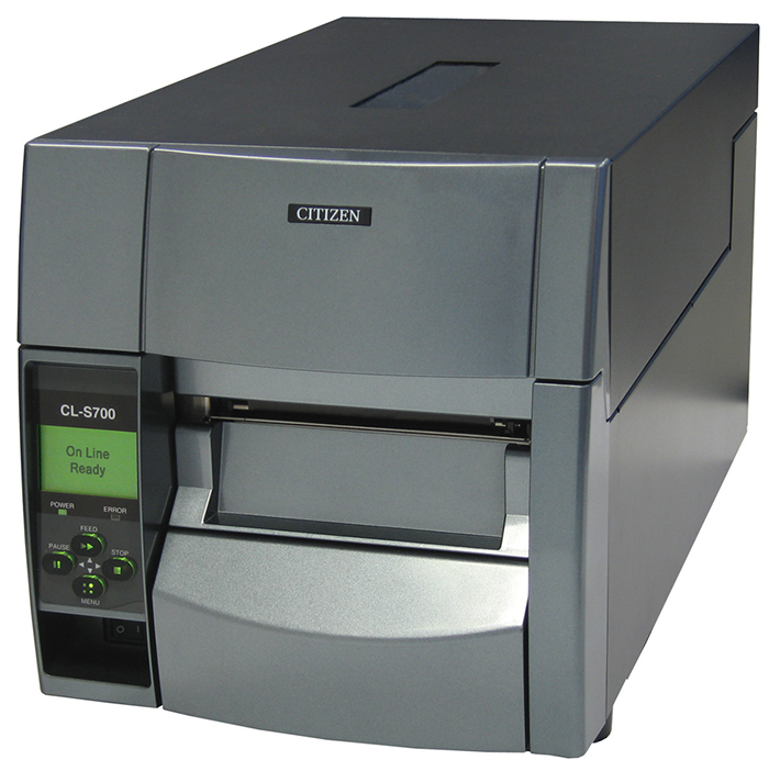 Citizen Systems CL-S industrial label printers are being used in the first-ever cloud label design and printing solution.