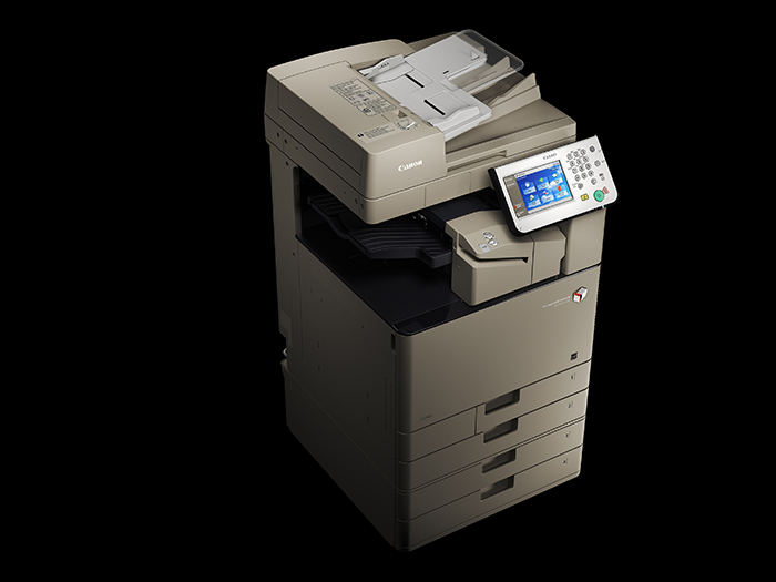 Canon claims its new flagship A3 colour MFPs help reduce print costs by simplifying print management