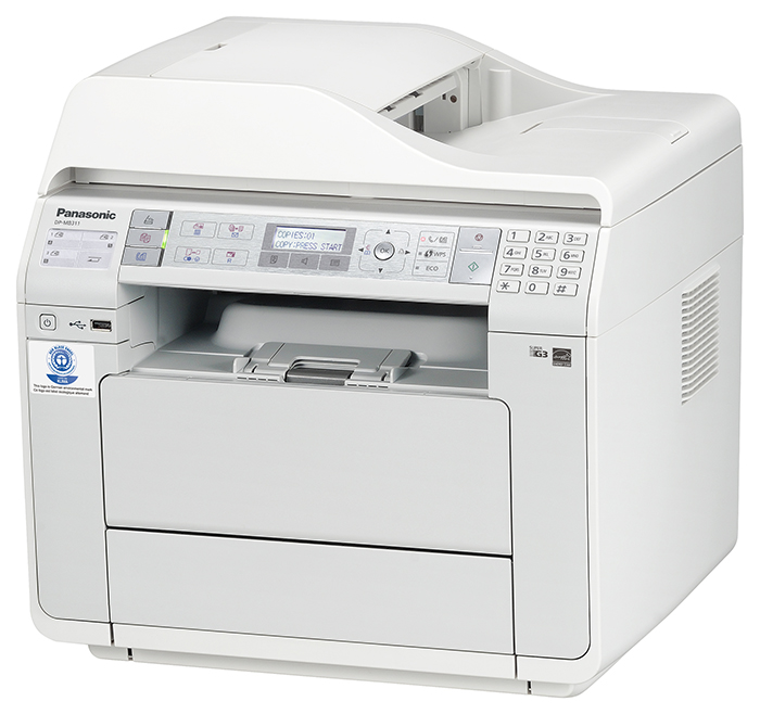 As it seeks to strengthen its presence in the office automation channel, Panasonic has announced a new MFP for the small office, home office market.