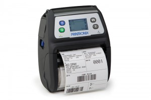 In addition to launching the T8000, Printronix has moved into a new product area with the introduction of its first portable thermal printer.