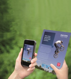 Ricoh Europe has enhanced its interactive Clickable Paper with new authoring capabilities that enable print service providers to be more creative and improve job turnaround times.