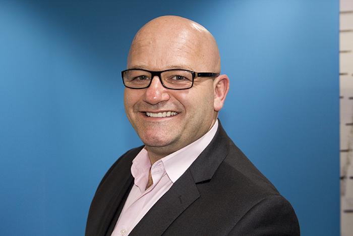 Darren Cassidy, managing director, Xerox UK