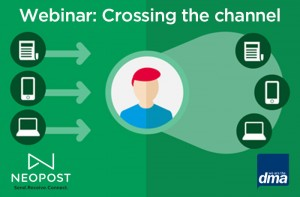 Neopost and DMA to discuss omni-channel communications in webinar
