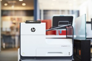 Now, in 'its biggest launch for 10 years', HP has turned its attention to its business inkjet range.
