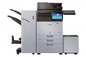 Printer apps are available from third parties and from Samsung itself, which has already launched a brace of apps to simplify servicing and maximise device uptime.