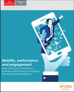 It also found that there was a clear division in workplaces between early adopters of mobile technology and those who consider themselves to be laggards.