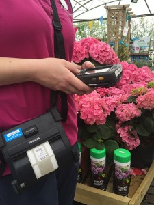 For example, Dobbies can now easily print labels to indicate discounts and reductions and incorporate this information into barcodes.