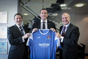 Brother UK has been named as Official Shirt Sponsor of Stalybridge Celtic Football Club.