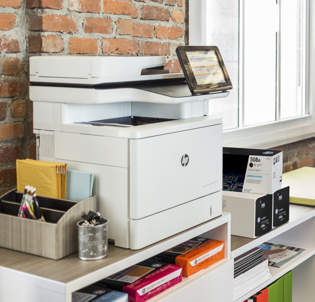 New offerings include mobile print solutions that simplify printing from mobile devices to printers on a corporate network
