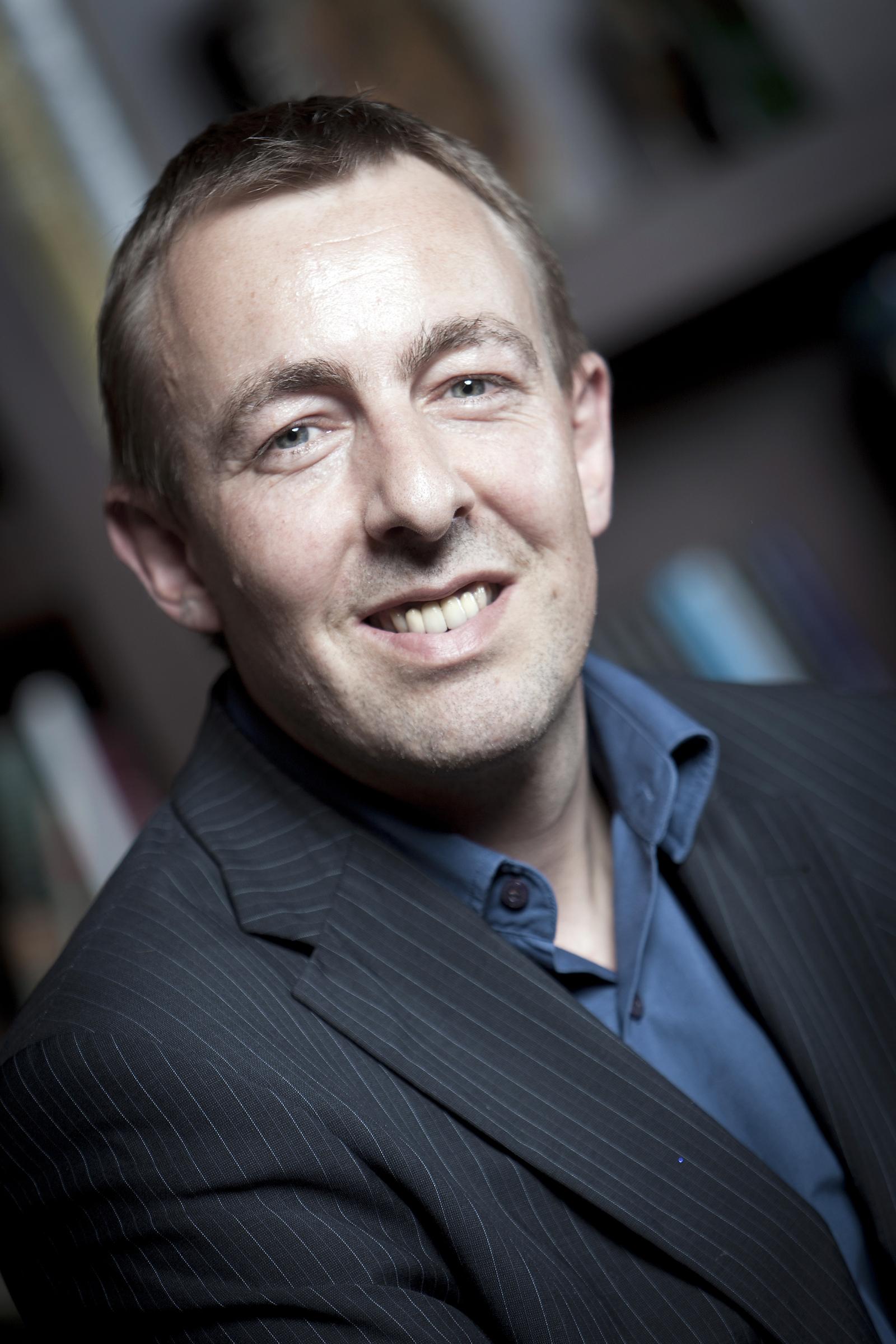 Steven Steenhaut, Senior Director, Global Demand Center, Nuance Communications