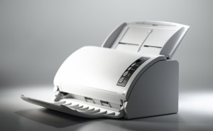 This change is evident in the company's new entry-level professional scanner, the Fujitsu fi-7030