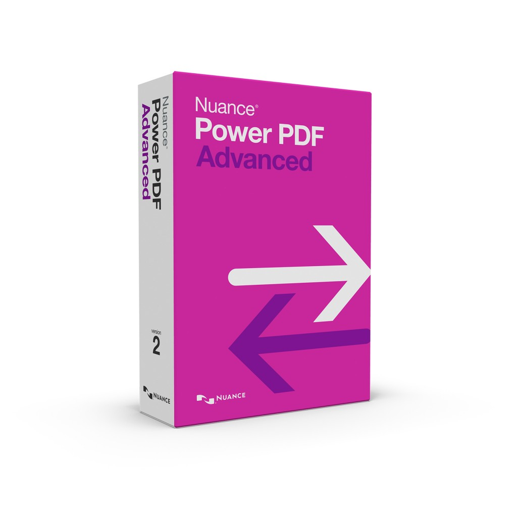 new touch-enabled version of Power PDF software