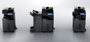 New generation MFPs from Toshiba and Canon provide enhanced levels of usability and manageability