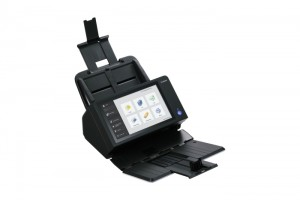 Canon standalone network scanner