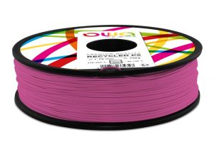 recycled 3D filament