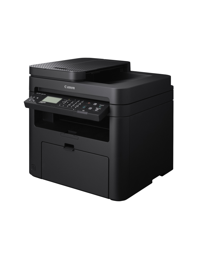 A4 laser MFPs were one of the few bright spots in the UK printer market in Q3 2016. Photoshows the i-SENSYS MF249dw, one of six new mono MFPs introduced by Canon. www.canon.co.uk
