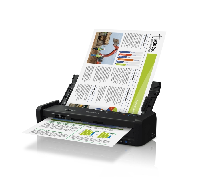 The Epson Workforce DS-30
