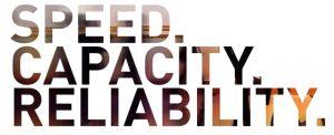 Speed, Capacity, Reliability