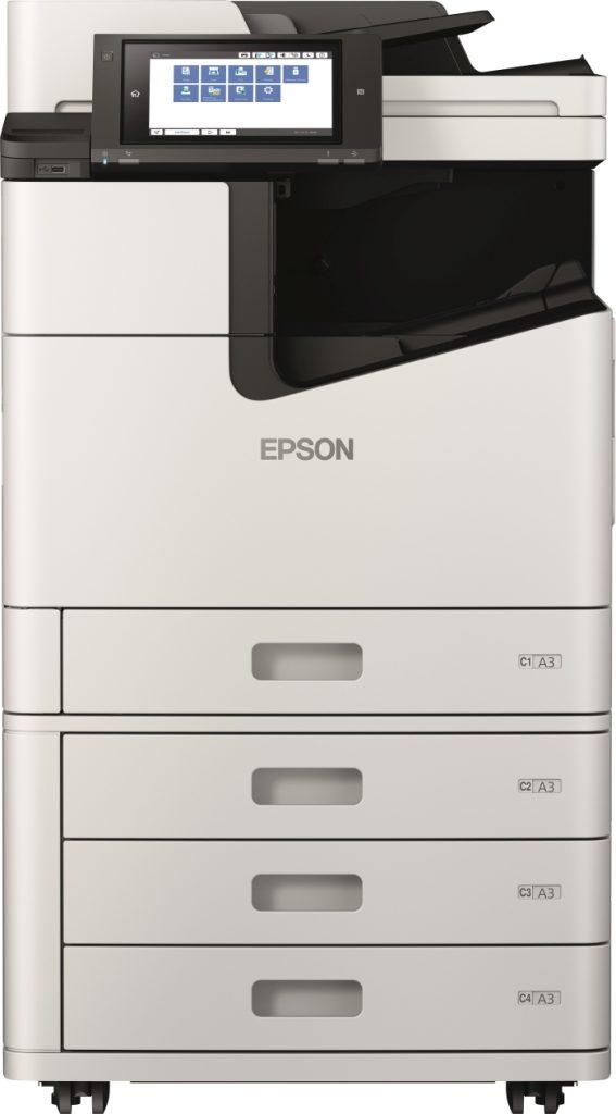 Epson's PrecisionCore inkjet technology printer