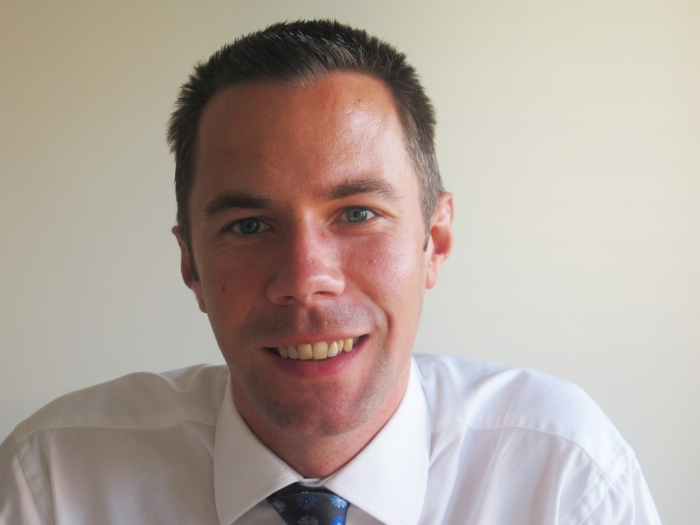 Nick Parkes, Senior Regional Sales Manager YSoft
