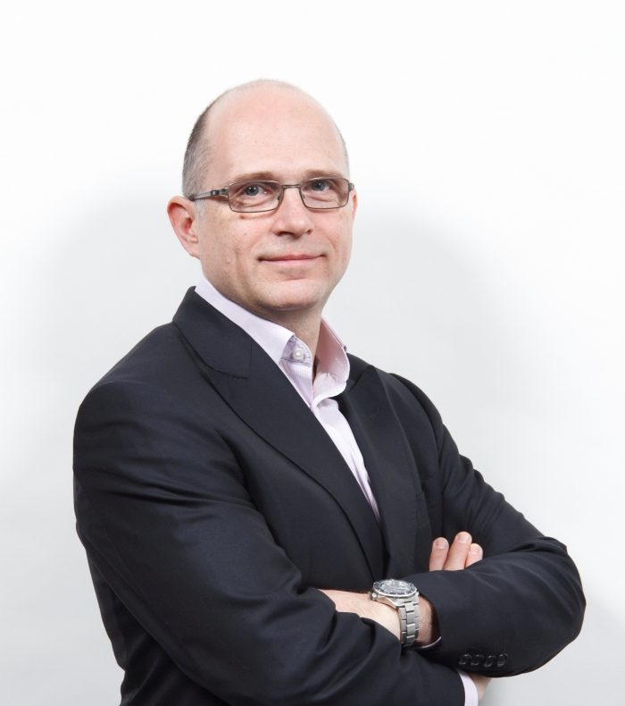 Rob Clark, Managing Director, Epson UK and Senior Vice President of Epson Europe
