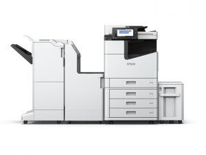 Epson extended its business inkjet concept to the enterprise market with the launch of its WorkForce Enterprise MFPs