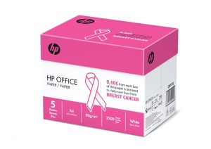HP Office Paper Pink Ream
