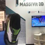 2m sports shoe printed by Dekom 3D Plus