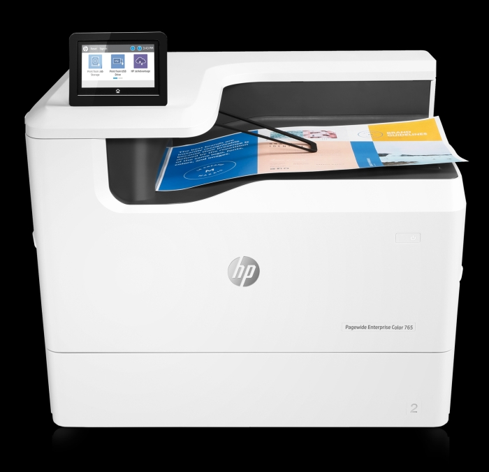HP PageWide A3 device
