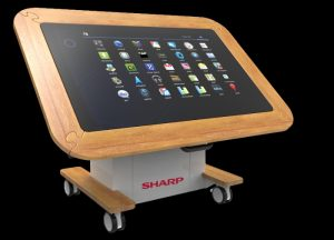 Big Pad Interactive Table