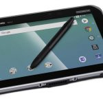 Panasonic's new Android rugged tablet