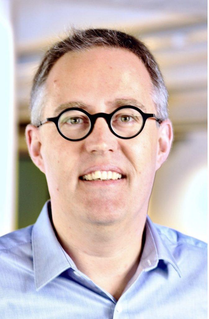 Steven Noels, CTO and co-founder of customer data platform company NGDATA