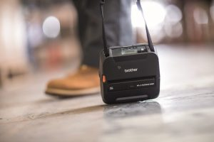 Brother adds additional RuggedJet range of mobile printers
