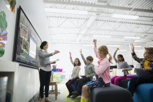 A Microsoft Education partner