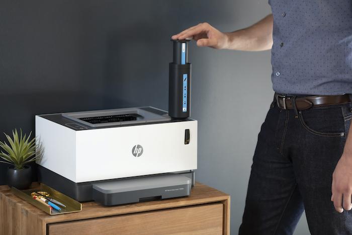 HP Neverstop Laser Printer
