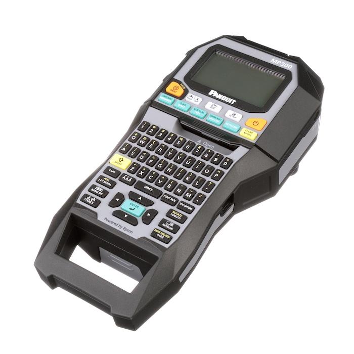 New handheld label printer