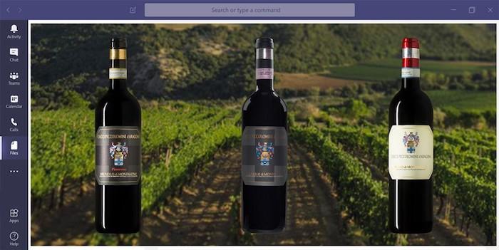 Ciacci wines