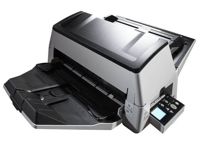 Fujitsu fi-7600 scanner